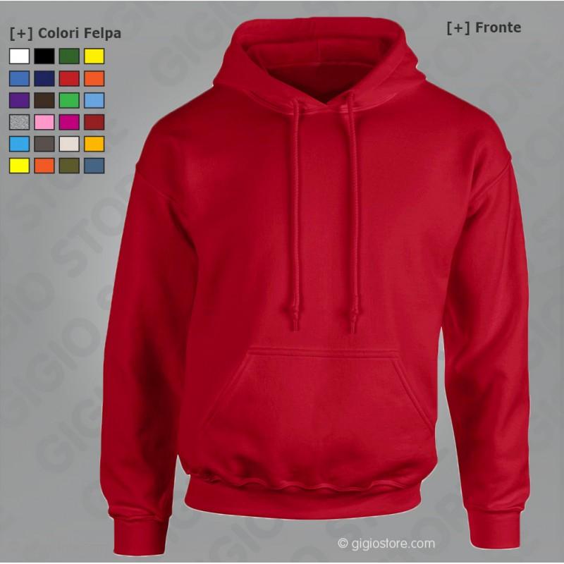 purchase cheap 3a6ae 53fe6 Felpe Personalizzate con Cappuccio Uomo Unisex | www ...