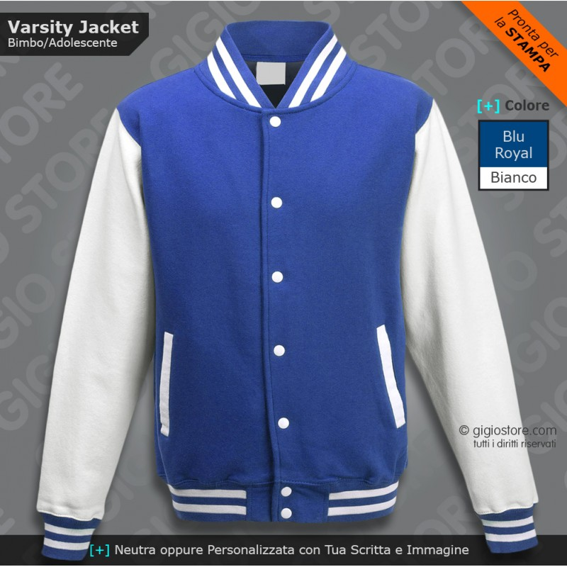 sale retailer 1fcc2 026b0 GIACCA COLLEGE Bambino | GigioStore.com