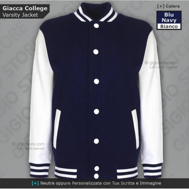 sale retailer 4ddbb 7afc4 GIACCA COLLEGE UOMO | GigioStore.com