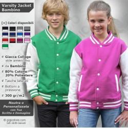 Felpa-Giacca-College-Bambino-Baseball-School-Stampa-Felpe-Giacche-Personalizzate-Kids-Varsity-Jackets-Scuola-Stile-Americani
