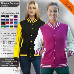 GIACCA COLLEGE Donna