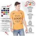 Maglietta Fashion Unisex