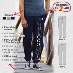 Pantalone Elastic Leg Unisex