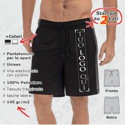 Pantaloncino Sportivo Unisex