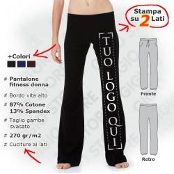 Pantalone Fitness da Donna