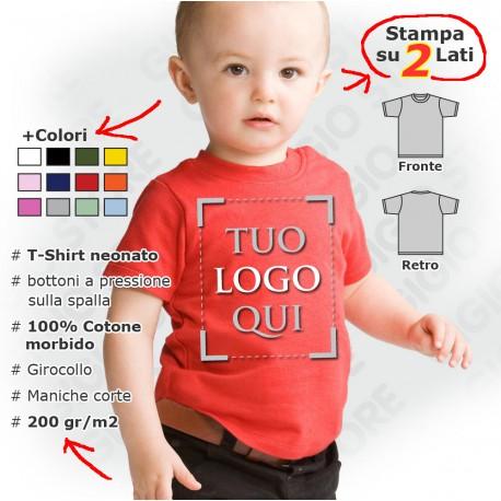 Maglietta Baby per Neonati