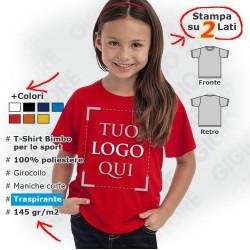 Maglietta Sportiva per Bambini